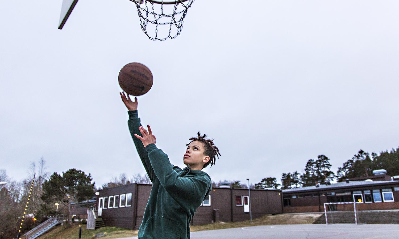 Samuel (14) fikk et nytt liv og tilbake troen på seg selv